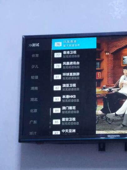 MATE 网络电视机顶盒4k高清无线机顶盒wifi直播电视盒子四核超大闪存在线点播直播 安卓系统版(机顶盒+AV线+高清线+8GU盘) 晒单图