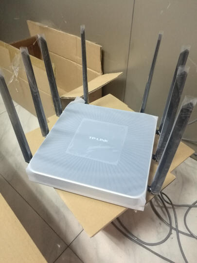 TP-LINK 2600M多WAN双频企业级5G无线路由器全千兆端口穿墙WAR2600L 晒单图