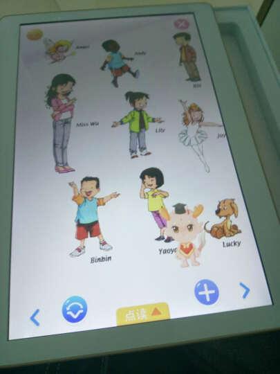 万虹学习机学生平板电脑点读机 玫瑰金32G版 晒单图
