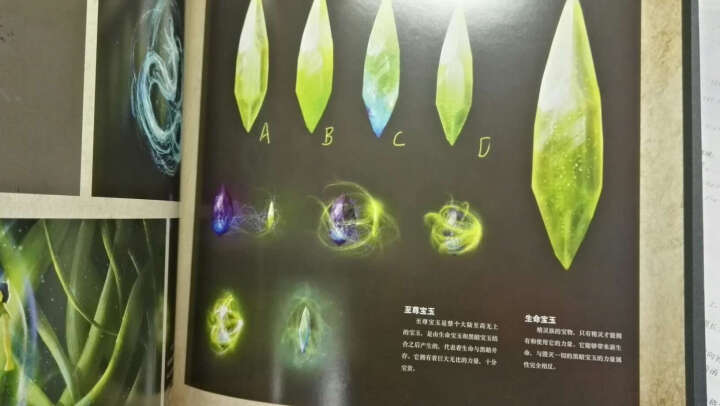 精灵王座:官方艺术赏鉴 晒单图