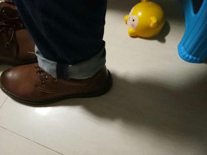 雷诺吉普网鞋男鞋休闲鞋男夏新款豆豆鞋透气板鞋情侣休闲运动鞋子男 612男款蓝色 运动鞋码 41 晒单图