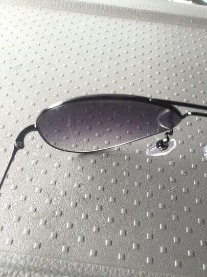 海俪恩(HORIEN) 太阳镜男款罗志祥同款墨镜男士彩膜偏光蛤蟆镜驾驶司机眼镜 N6259 HN2203炫彩绿 晒单图