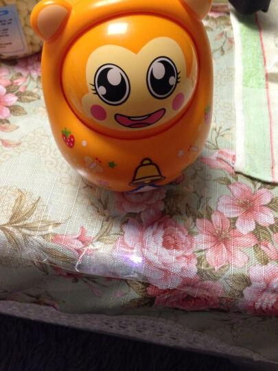 美致 婴儿玩具 宝宝早教益智不倒翁玩具0-1-3岁 小绵羊 晒单图