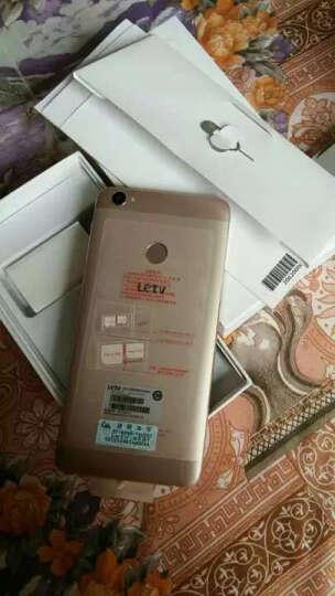乐视(Letv)乐1S 太子妃版 32GB 银色 移动联通4G手机 双卡双待 晒单图