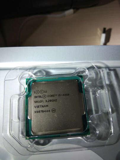英特尔(Intel)酷睿四核 i5-4460 1150接口 盒装CPU处理器  晒单图
