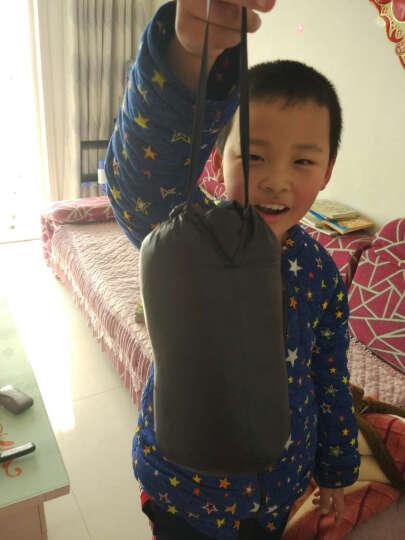巴拉巴拉童装男童女童羽绒服中大童上衣冬装新款儿童轻薄羽绒外套 黑色 160 晒单图