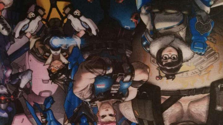 F.L  超大号电脑鼠标垫 高灵敏可水洗锁边加厚键盘鼠标垫大尺寸高达动漫魔兽世界游戏龙办公精品 CS 80*30 晒单图