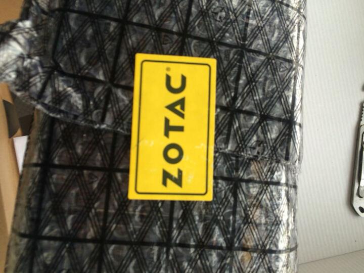 索泰(ZOTAC)GeForce GTX1050-2GD5 雷霆TSI PA 1354-1455/7008MHz 2G/128bit GDDR5 PCI-E显卡 晒单图