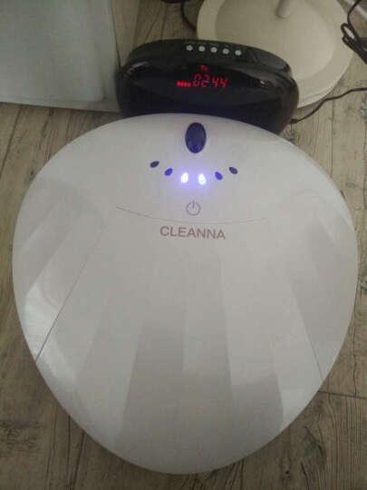 卡琳娜F1E(高端机)规划扫地机器人拖地机智能家用吸尘器全自动充电扫吸拖一体机(大水箱真湿拖) F1E红色(升级版) 晒单图