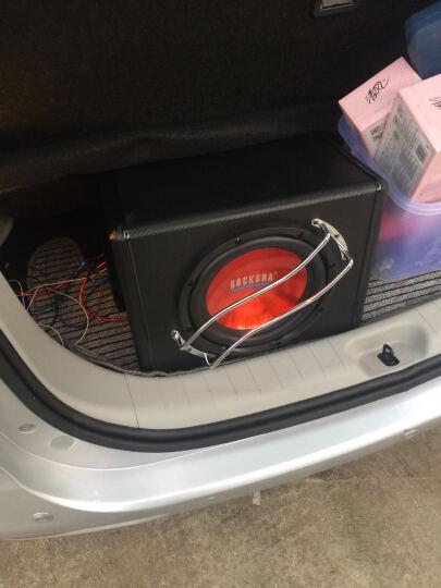 洛克时代汽车喇叭音响6.5寸套装 车载喇叭高中低音分频器扬声器无损改装 晒单图