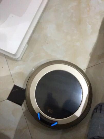 小狗(puppy)家用超薄自动智能扫地机器人吸尘器地宝V-M611 香槟金 晒单图
