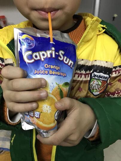 果倍爽 德国品质  复合水果汁饮料200ml*6包冷饮整箱 葡萄橙汁桃 梨汁味 晒单图