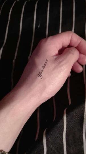 买一送一纹身贴防水男女款花臂贴纸刺青遮疤持久贴纸 套餐A时尚混搭 晒单图