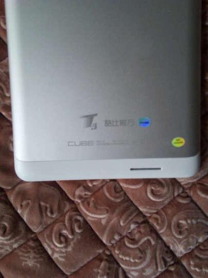 酷比魔方 T8旗舰版 8英寸 安卓通话平板 双卡双待 电信4G上网 标配 (送充电器+OTG线) 晒单图