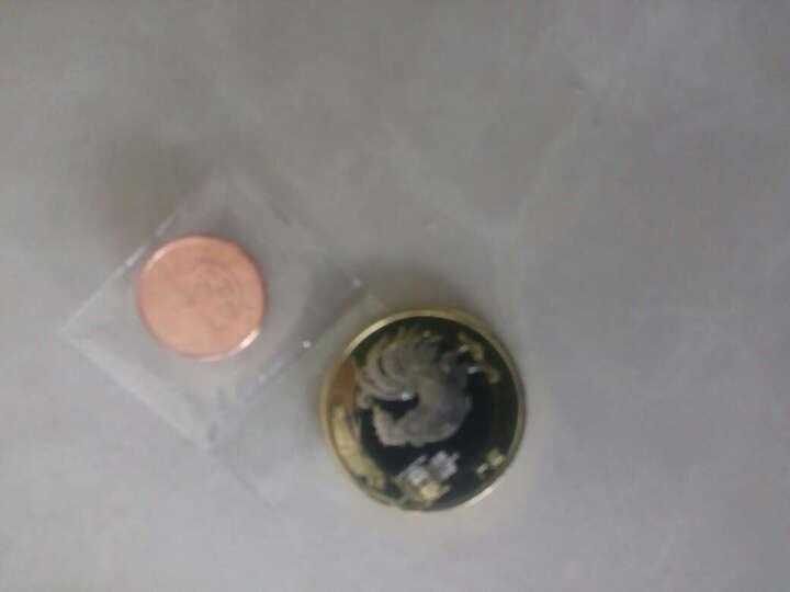 CNGC 鸡年纪念币 2017 鸡币 10元面值纪念币  二轮生肖纪念币 全新 5枚 带小圆盒 晒单图