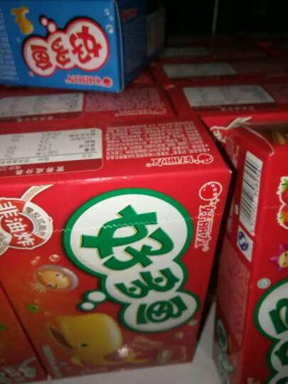 Orion 好丽友 休闲零食 好多鱼脆香烧烤味33g/盒 晒单图
