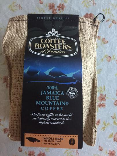 【4月30日左右新货】诺斯特牙买加原装进口蓝山咖啡豆黑咖啡 蓝山咖啡豆227g(类目调整,无货) 晒单图