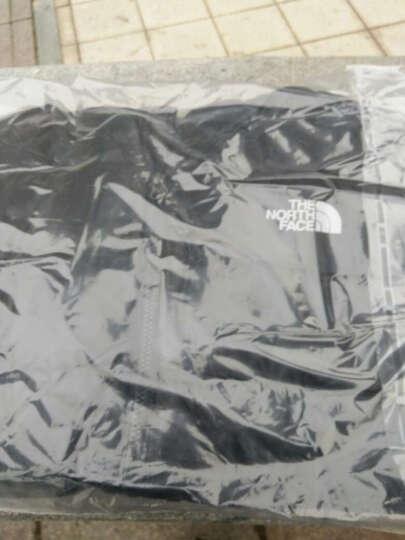【经典款】TheNorthFace北面舒适宽松剪裁保暖户外男羽绒服|CZ47 H7F/绿色 M 晒单图
