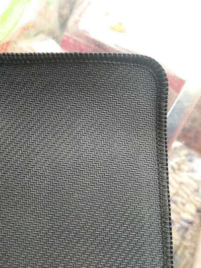 宏硕伟(HSW) 鼠标垫大号加厚包边办公键盘游戏桌垫卡通动漫海贼王英雄联盟电脑垫小 卡牌三人行700mm*300mm*2mm 晒单图