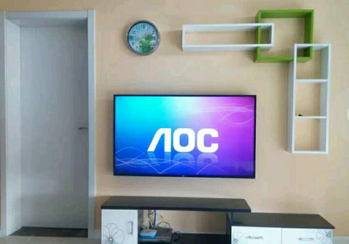 冠捷(AOC) 19/22/24/32/39/40/43英寸 高清液晶平板电视 显示器 19英寸高清款进口屏 标配底座 晒单图