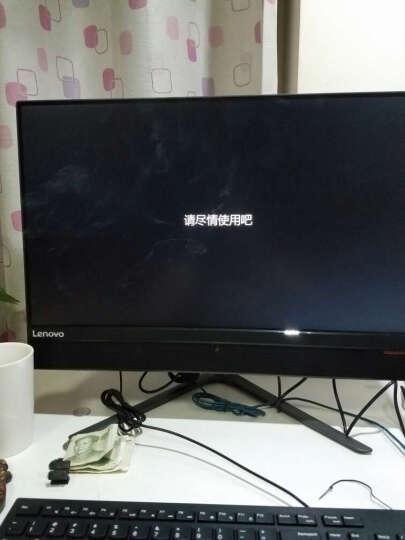 联想(Lenovo)AIO 510致美一体机台式电脑21.5英寸(G4560T 4G 1T 集成显卡 WIFI 蓝牙 Win10 )白 晒单图