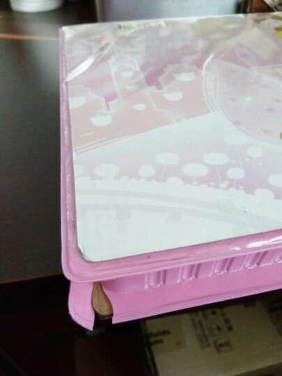 儿童画笔DIY卡通新公主儿童礼物绘画礼盒文具学生水彩笔儿童无毒绘画涂鸦彩色笔宝 339件木盒黑色 晒单图