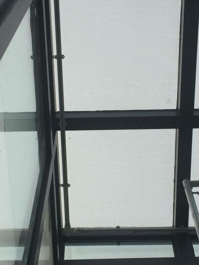 初目超静音直流智能遥控电动窗帘轨道AT5818大扭力电动开合帘电机 手电两用缓启缓停 3.5米轨道+电机+遥控 单轨 晒单图