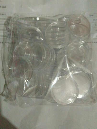 流通纪念币小圆盒 保护盒钱币小圆盒 各种尺寸 硬币小圆盒-- 直径30mm和字纪念币小圆盒 晒单图