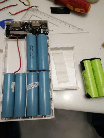 台电T100CK-G充电宝/移动电源 10000毫安 双向快充兼容QC3.0 卡片大小全金属 LG电芯  支持Type-c/安卓双输入 晒单图