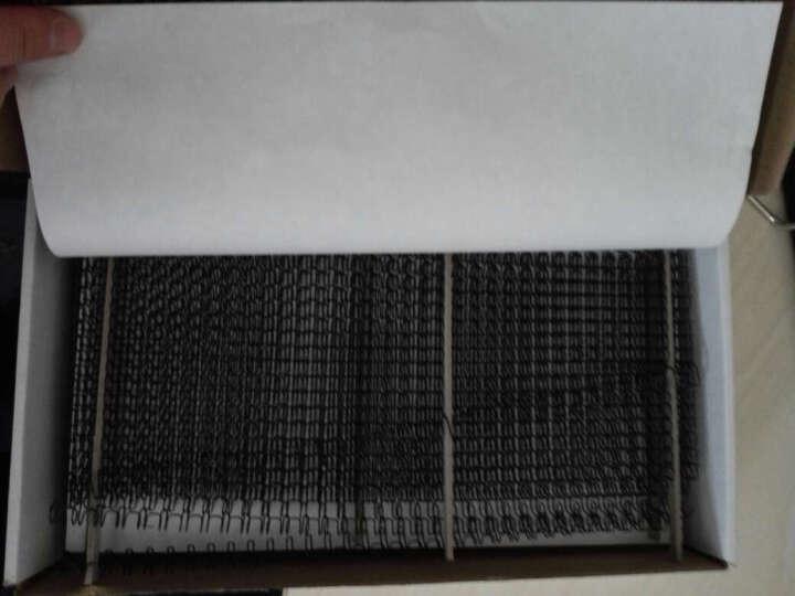QUPA/千页百汇 D600办公文件电动打孔机/电动装订机 可换胶圈、铁圈、螺旋圈刀具 600系列装订机刀模 晒单图