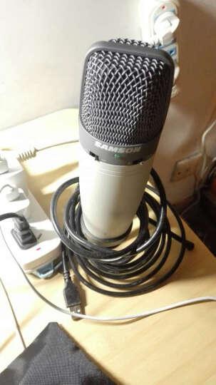 【总代理】Samson山逊 C03U MIC 多形式USB接口电容麦 拾音录音话筒麦克风 晒单图