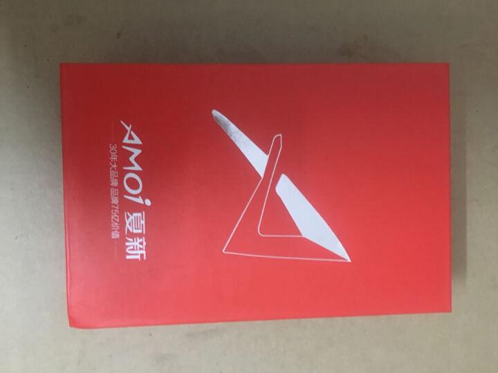 夏新A82插卡专业摄像录音笔 720P高清录像机远距降噪MP3播放器 可本机播放视频 配置64G内存卡 晒单图