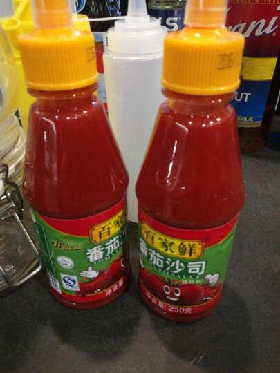百家鲜 番茄沙司 番茄酱 披萨汉堡薯条酱意大利面酱 250g*2 晒单图