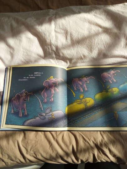 海豚绘本花园:金盘子 晒单图