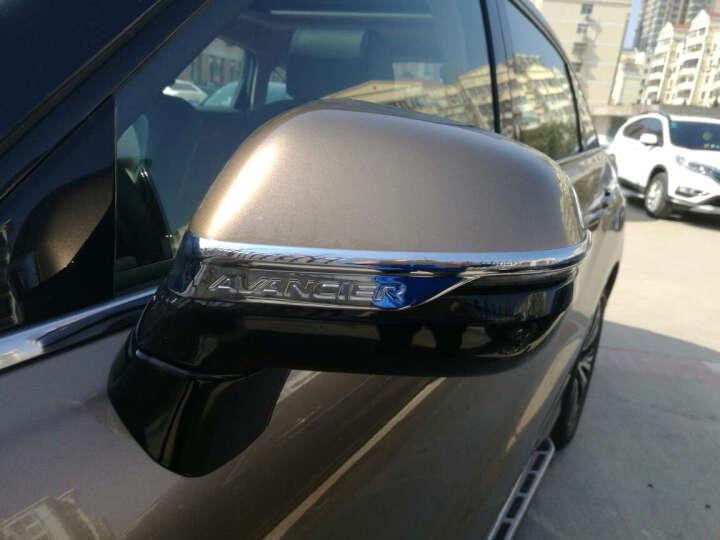 拓玛仕 本田冠道后视镜罩盖 冠道URV改装 专用边框防擦条倒车镜亮条防撞条 冠道-后视镜盖一对装-ABS电镀 晒单图