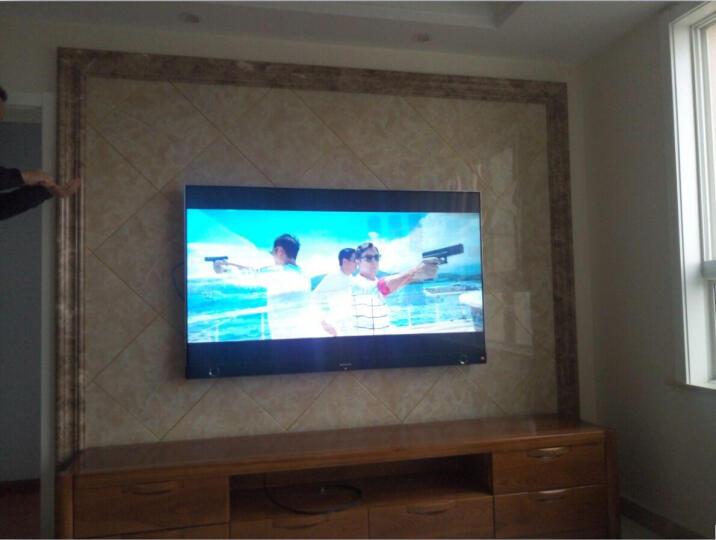 创维(Skyworth)65G8S 65英寸超薄全面屏HDR前置JBL音响4K超高清智能电视(银色) 晒单图