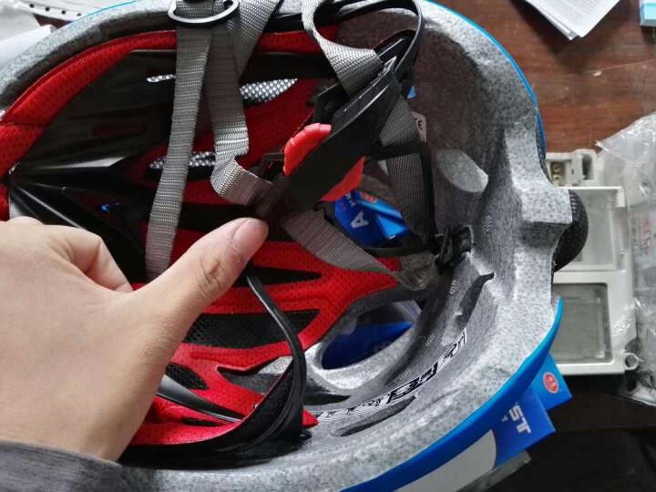 骑行头盔一体成型男女山地公路自行车头盔骑行装备安全帽 一体成型款式-优惠款 晒单图