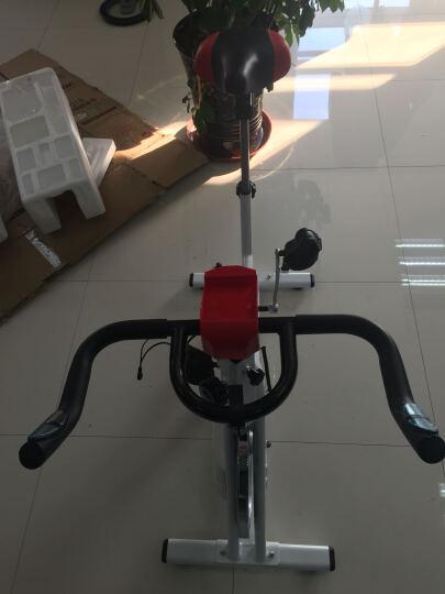 GSGC智能动感单车家用静音健身车室内运动健身器材+家用瘦身减肥自行车 豪华款 晒单图