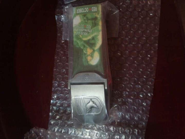 铺路鹰(PAVE HAWK) 户外战术腰带男女款纯棉加长帆布腰带 101军绿色 晒单图