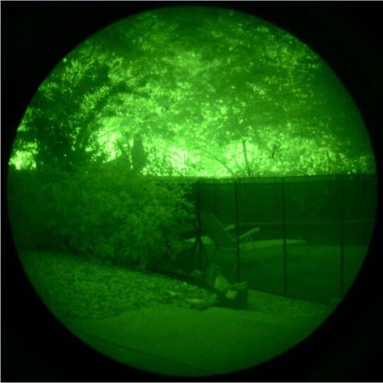 奥尔法(ORPHA)军品头戴头盔式红外夜视仪ONV2-2代+/ONV2+准3代双目微光高清巡逻夜行 ONV2官方标配+充电套装 晒单图