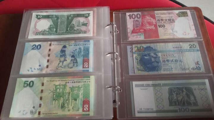 萃鸟收藏 2015年中国 航天钞 100元面值纪念钞 单枚航天币 晒单图