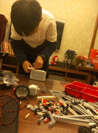 乐高(LEGO) 头脑风暴/EV3 45505 EV3陀螺仪传感器 晒单图