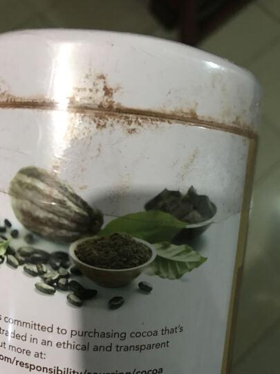 星巴克(Starbucks)速咖啡星冰乐白咖啡饮料瓶装热巧克力可可粉咖啡粉 可可粉850g 晒单图