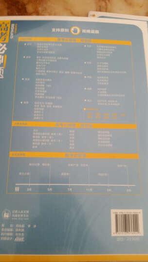 理想树 2017版 高考必刷题物理1 运动与力机械能 (必修1、2)高中通用 适用2017年高考 晒单图