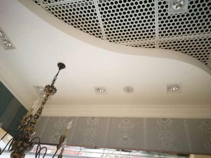 先科(SAST) D8定压吸顶天花喇叭背景音乐功放吊顶公共广播套装音响音箱 功放+12个6.5英寸喇叭 晒单图