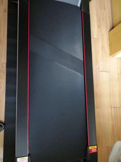 汇强跑步机 家用静音电动折叠减肥健身器材升级款8008 时尚音乐版7吋多功能 晒单图