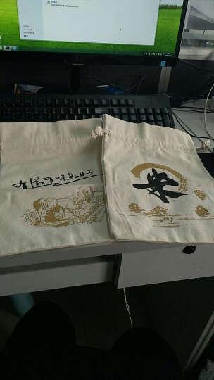 米袋子现货批发 大米包装袋定做面粉袋 小米袋粗粮杂粮袋大米布袋 5斤装 晒单图