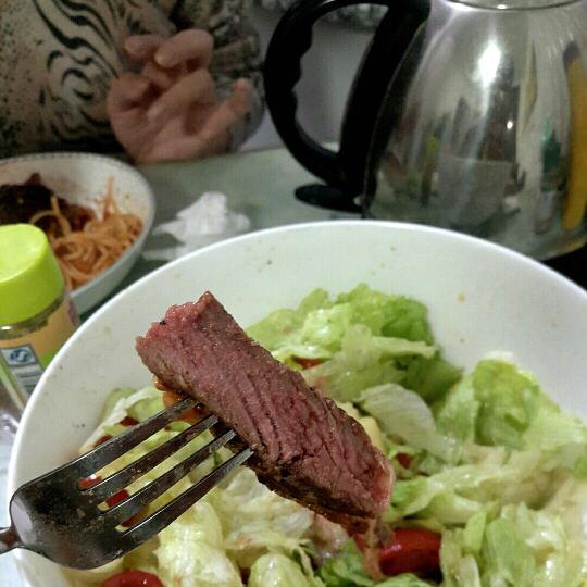【到手价119】希菲 原肉整切10片A级牛排套餐 西冷眼肉 微腌牛排 生鲜儿童牛 晒单图