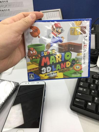 任天堂(Nintendo) 3ds 3dsll 2ds 2dsll 游戏 实体卡带 日版 超级马里奥3D大陆 日版日文 晒单图