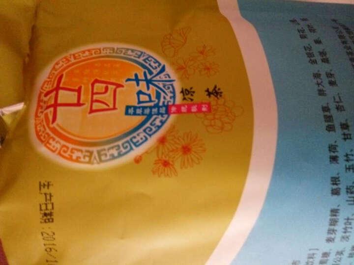 忆江南 茶叶 花草茶 二十四味凉茶速溶装 150g 晒单图